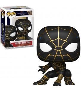 Pop! Spider-Man (Black & Gold Suit) [911]