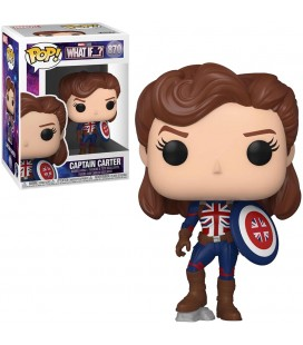 Pop! Captain Carter (What If...?) [870]