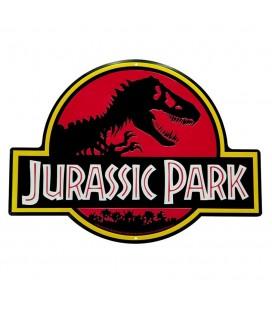 Plaque Métal Jurassic Park