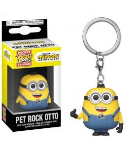 Pocket Pop! Keychain - Pet Rock Otto