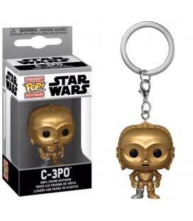 Pocket Pop! Keychain - C-3PO
