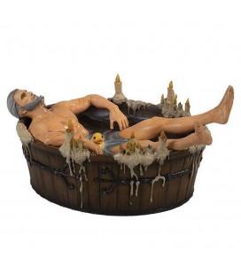 Figurine Geralt in the Bath - Dark Horse