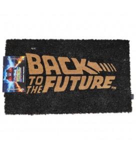 Paillasson Retour vers le Futur Logo