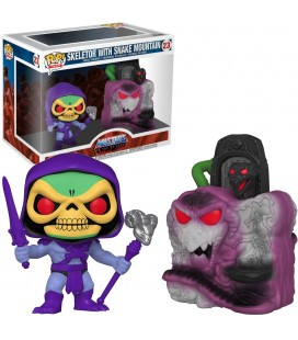 Pop! Town Skeletor with Snake Mountain [23]