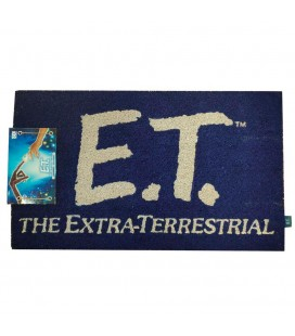 Paillasson E.T. l´extra-terrestre Logo