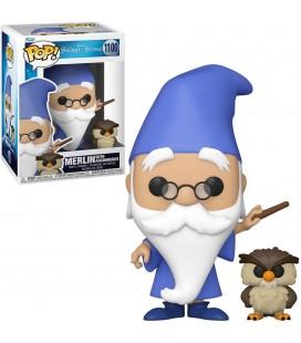 Pop! Merlin & Archimedes (Merlin L'enchanteur) [1100]