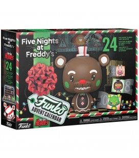 Pint Size Heroes Calendrier de l'Avent Five Nights at Freddy's 2021 [24 Figurines)