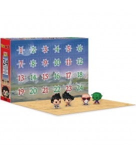 Pocket Pop! Calendrier de l'Avent Dragon Ball Z [24 Figurines)