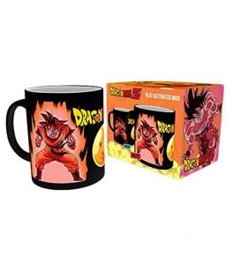 Mug Super Saiyan Thermoréactif