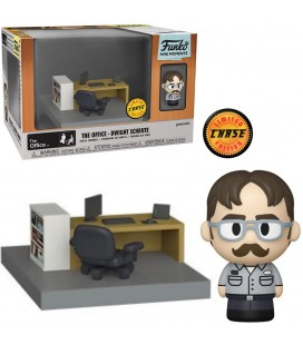 Dwight Schrute Chase Edition Limitée [Mini Moments]