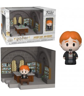 Potions Class - Ron Weasley [Mini Moments]