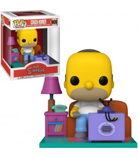 Pop! Deluxe Couch Homer [909]