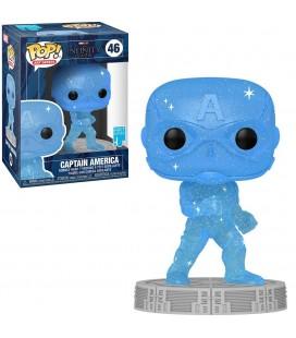 Pop! Infinity Saga Artist Series Captain America (Protection Pop! Stacks incluse) [46]
