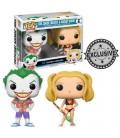 Pop! The Joker and Harley Quinn Beach [2-Pack]