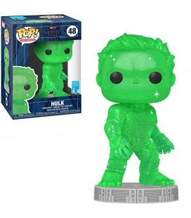 Pop! Infinity Saga Artist Series Hulk (Protection Pop! Stacks incluse) [48]