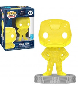 Pop! Infinity Saga Artist Series Iron Man (Protection Pop! Stacks incluse) [47]