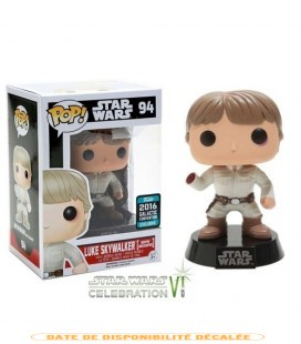 Pop! Luke Skywalker Bespin Encounter GC 2016