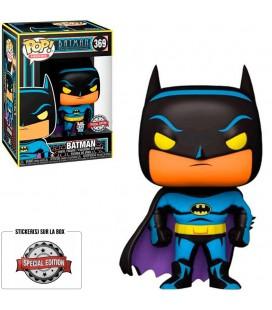 Pop! Batman Edition Limitée Black Light Series [369]