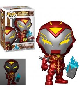 Pop! Iron Hammer GITD Edition Limitée [857]