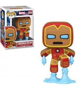 Pop! Gingerbread Iron Man (Holiday) [934]