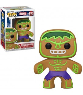 Pop! Gingerbread Hulk (Holiday) [935]