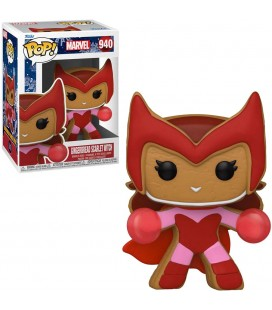 Pop! Gingerbread Scarlet Witch (Holiday) [940]