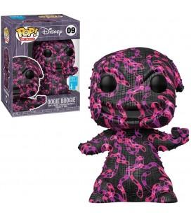 Pop! Disney Artist Series Oogie Boogie (Protection Pop! Stacks incluse) [09]