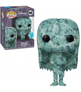 Pop! Disney Artist Series Sally (Protection Pop! Stacks incluse) [08]