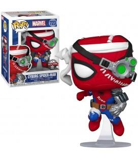 Pop! Cyborg Spider-Man Edition Limitée [723]