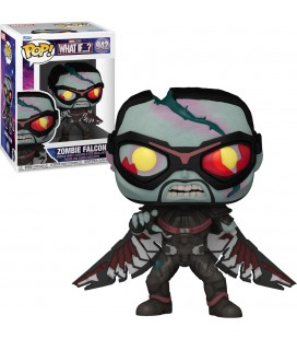 Pop! Zombie Falcon (What If...?) [942]