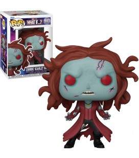 Pop! Zombie Scarlet Witch (What If...?) [943]