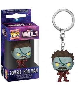Pocket Pop! Keychain - Zombie Iron Man