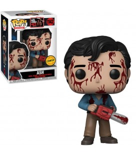 Pop! Ash (40Th Anniversary) Chase Edition Limitée [1142]