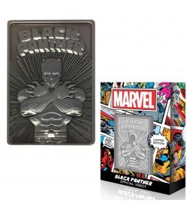 Lingot de Collection Numéroté Black Panther (9995 Ex)