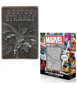 Lingot de Collection Numéroté Doctor Strange (9995 Ex)