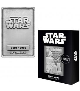 Lingot de Collection Iconic Scene Numéroté Darth Vader (9995 Ex)