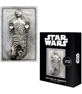 Lingot de Collection Iconic Scene Numéroté Han Solo (9995 Ex)