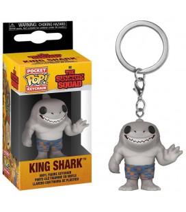 Pocket Pop! Keychain - King Shark