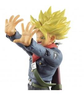 Figurine Super Saiyan Trunks Future Galick Gun