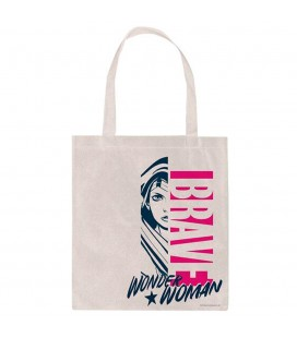 Sac Shopping Brave Wonder Woman