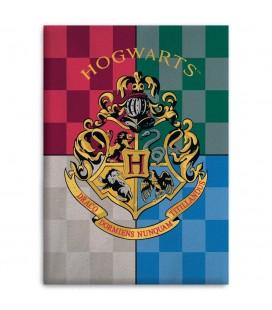 Plaid Couverture Polaire Hogwarts Colours