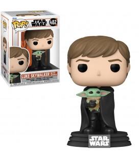 Pop! Luke Skywalker with Grogu [482]