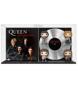 Pop! Albums Deluxe - Queen Greatest Hits Edition Limitée [21]