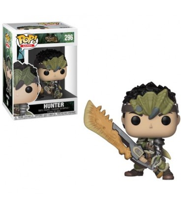 Pop! Hunter [296]