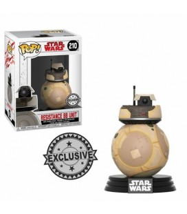 Pop! Resistance BB Unit Limited Edition [210]