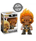 Pop! Scorpion (Flaming Skull) LE [255]