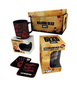 Box Walking Dead Bloody Hand
