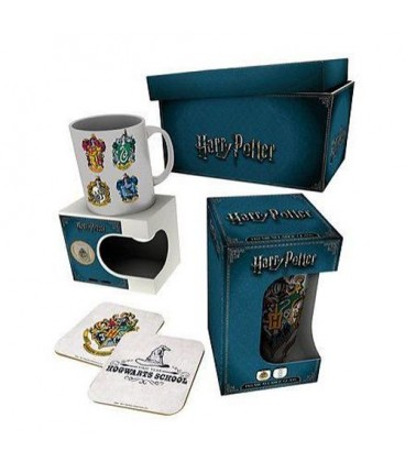 Box Harry Potter Crests