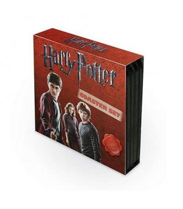 Sous-Verres Harry Potter Shields