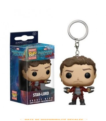 Pocket Pop! Keychain - Star-Lord